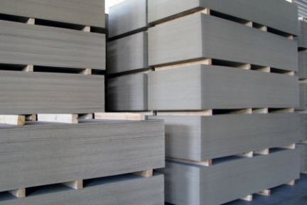 ЦСП плита (цементно стружечная плита) 12*1250*3200, Тамак