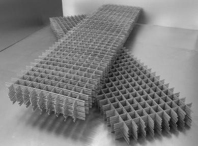Сетка сварная в картах 50х50х3мм 0,5х2м